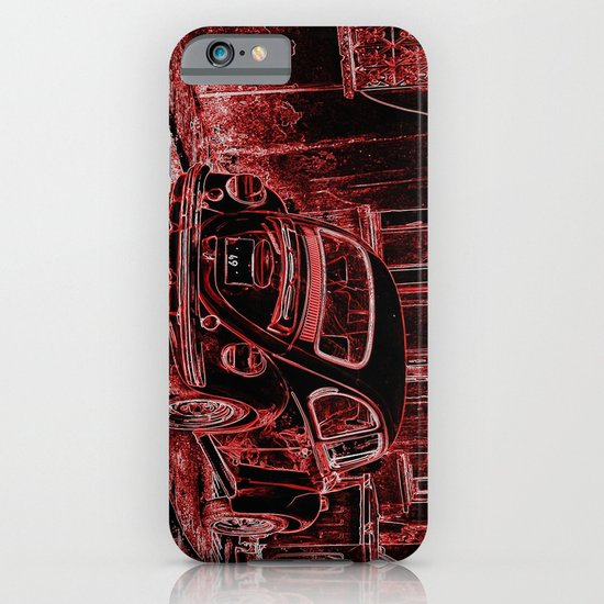 "VW BEETLE ""49"" iPhone & iPod Case"