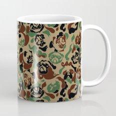 Pug Camouflage Mug
