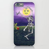 Skeleton Moon iPhone 6 Slim Case