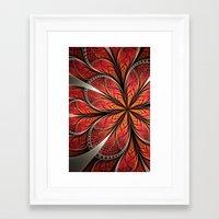Tema Colorato Framed Art Print