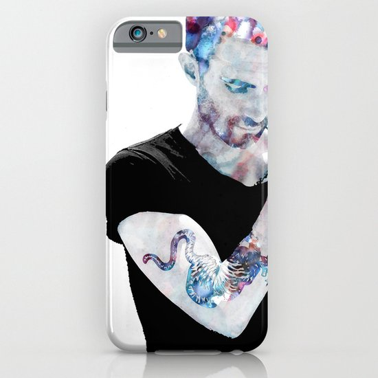 Adam Levine iPhone & iPod Case