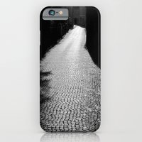 iPhone & iPod Case featuring The alley by the wall by Anna Brunk