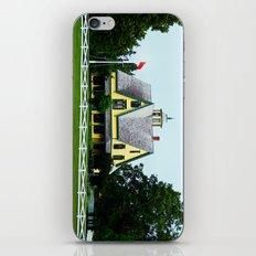 Yeo House iPhone & iPod Skin