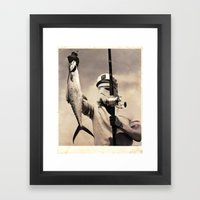 Spring Of 1970 Framed Art Print