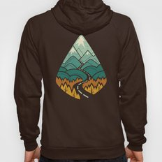 The Road Goes Ever On: Autumn Hoody