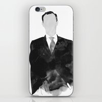 Mycroft iPhone & iPod Skin