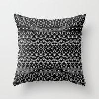 Jambourine Throw Pillow