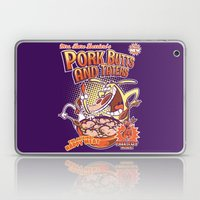 Pork Butts And Taters Laptop & iPad Skin