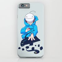 iPhone & iPod Case featuring Cryaotic  by Thais Magnta Canha