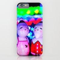 Merry Kokeshi Klause iPhone 6 Slim Case