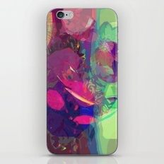 abstract 004. iPhone & iPod Skin