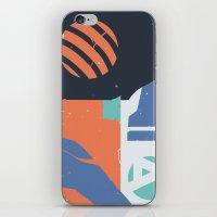 Terglitoj iPhone & iPod Skin