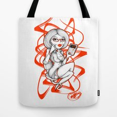 SEX-RETARY Tote Bag