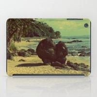 Puerto Rico Heart along the Beach iPad Case