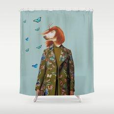 Polaroid n°39 Shower Curtain
