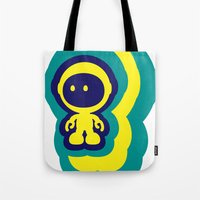 Spaceman 04 Tote Bag