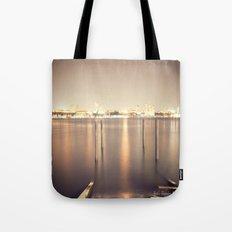 Voici/Voilà Tote Bag