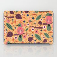 iPad Case featuring Royal Birds Of Paradise  by Carly Watts