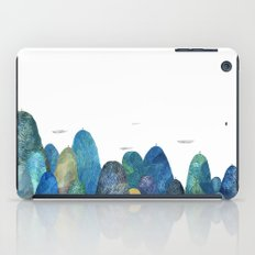 the moutains are comming iPad Case