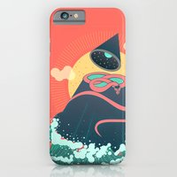 Snake On Crystal Mountai… iPhone 6 Slim Case