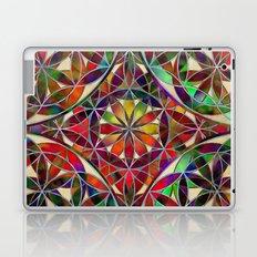 Flower of Life variation Laptop & iPad Skin