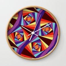 Go Crazy Wall Clock