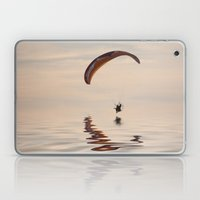 Powered paraglider Laptop & iPad Skin