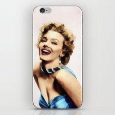 Marilyn #1 iPhone & iPod Skin