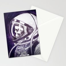 Skelenaut II Stationery Cards