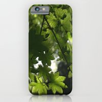 Leaf It To Me.  iPhone 6 Slim Case
