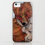 Red Fox iPhone 5c Slim Case