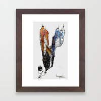 Creating Dimensions Framed Art Print