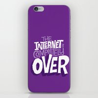 The Internet Is Complete… iPhone & iPod Skin