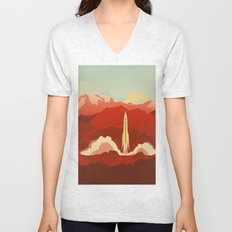 The Uncharted Unisex V-Neck