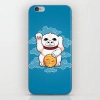 Lucky Dragon iPhone & iPod Skin
