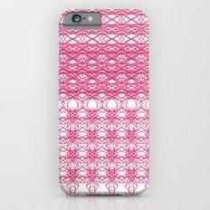 Filigree Floral Slim Case iPhone 6s