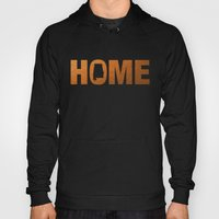 Alabama home state faux copper foil print Hoody