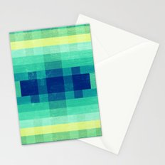 Almost Spring Abstract  Stationery Cards