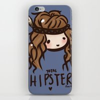 Total Hipster iPhone & iPod Skin