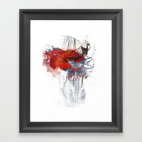 Passage  Framed Art Print