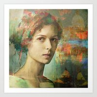 While Waiting For Casano… Art Print