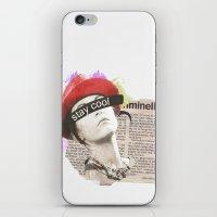 Stay Cool  iPhone & iPod Skin