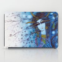 THE ENCHANTED FOREST iPad Case