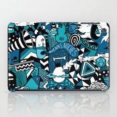Buenas Noches iPad Case