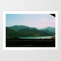 Interstate 5 Art Print