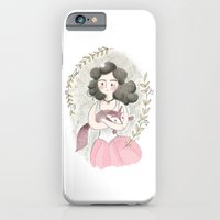 iPhone & iPod Case featuring Gone to Earth by Laura Gómez