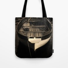 Boat of a Fisherman Tote Bag