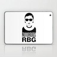 Notorious RBG Laptop & iPad Skin