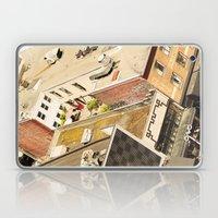 Granville Street Laptop & iPad Skin