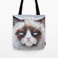 Tard The Cat Tote Bag